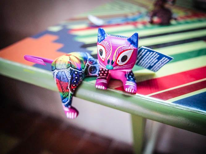 mexikanische Deko Tiere von La Casa del Rebozo