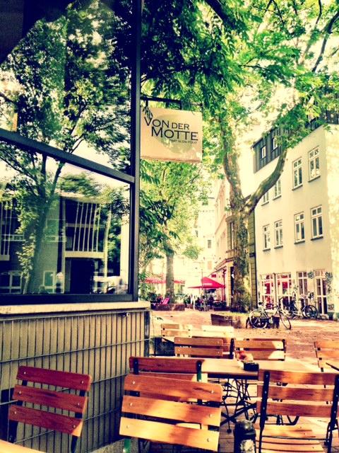 Kuchen in Hamburg Ottensen Von der Motte