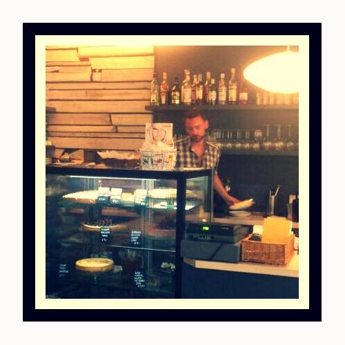 Kuchen in Hamburg: Cafe von der Motte in Ottensen