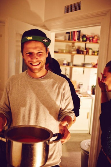 Superlative Dinner for Friends. Bilder: Carlos Fernadez Laser