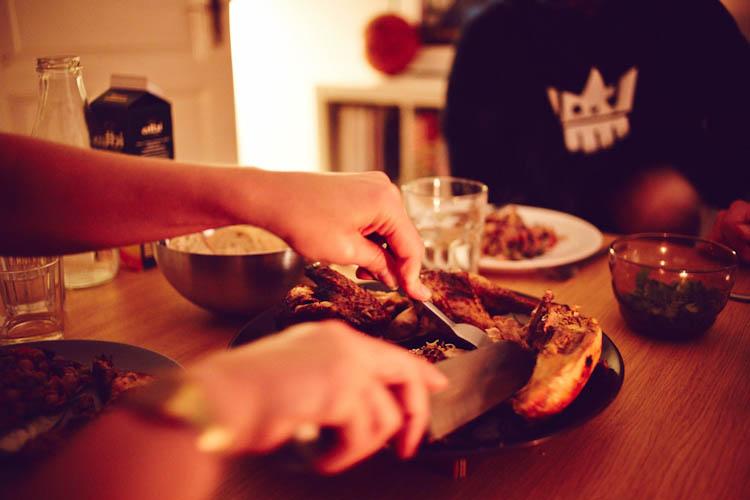 Superlative Dinner for Friends