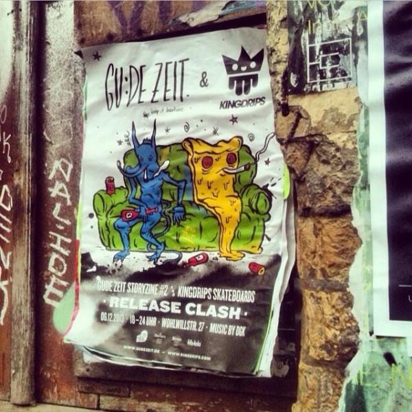 GUDE ZEIT x Kingdrips release Clash