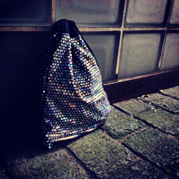 FKIDS Gymbag Holo-Glitter