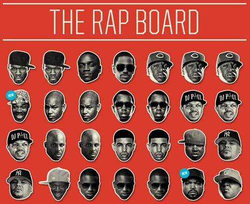 The Rap Board