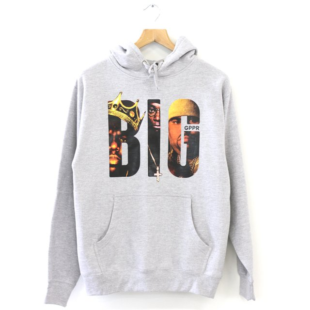 B.I.G. Pullover Hoodie by GPPR