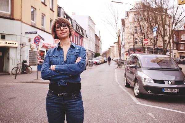 Nicolette Scharpenberg, Foto: Carlos Fernandéz Laser