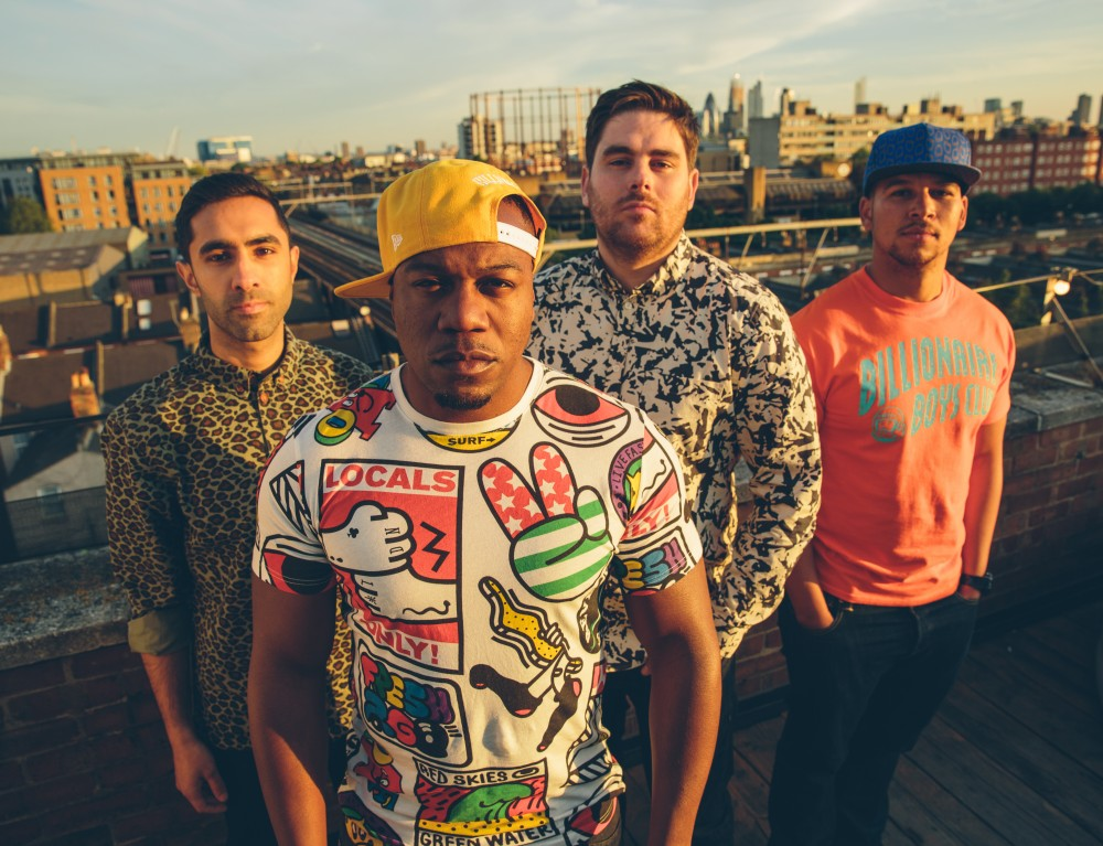 Rudimental, Bild: Warner Music