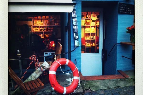Café Treppenkrämer in Hamburg Blankenese