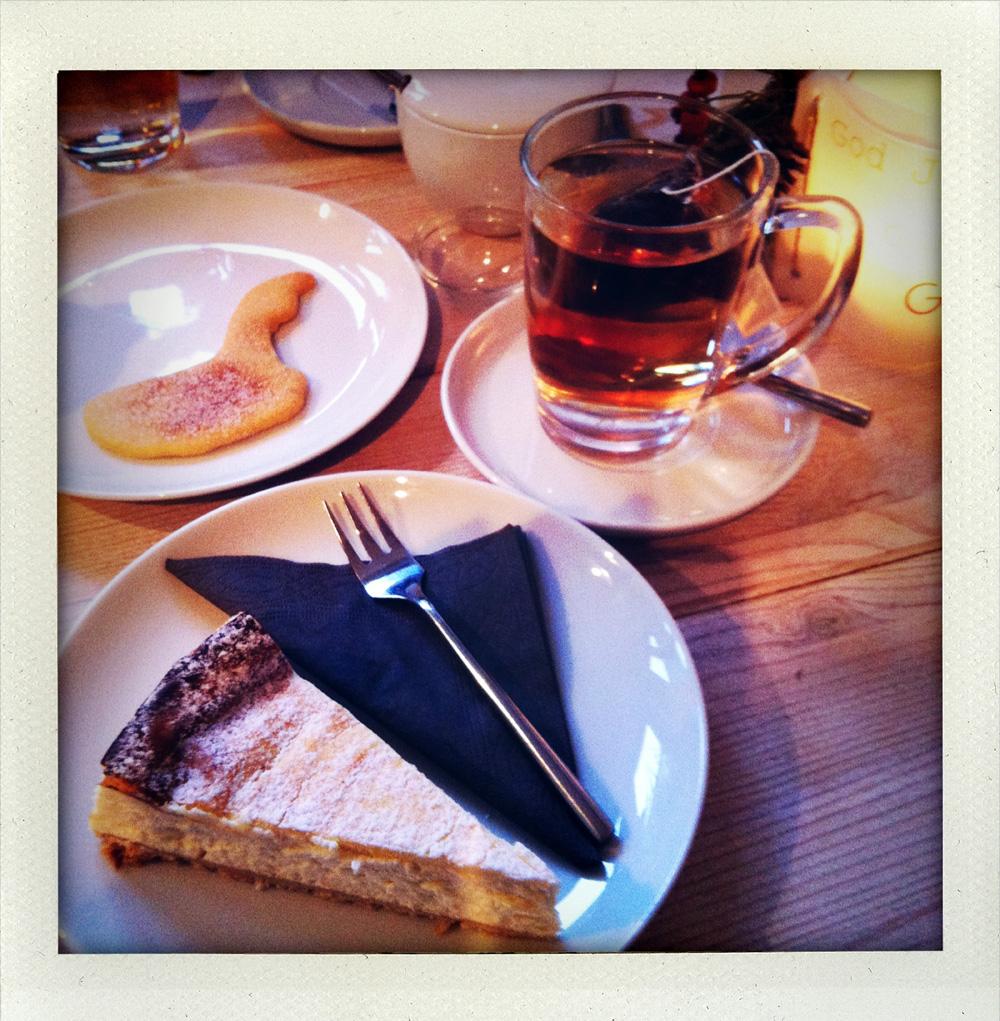 Café Saltkråkan in Hamburg Altona