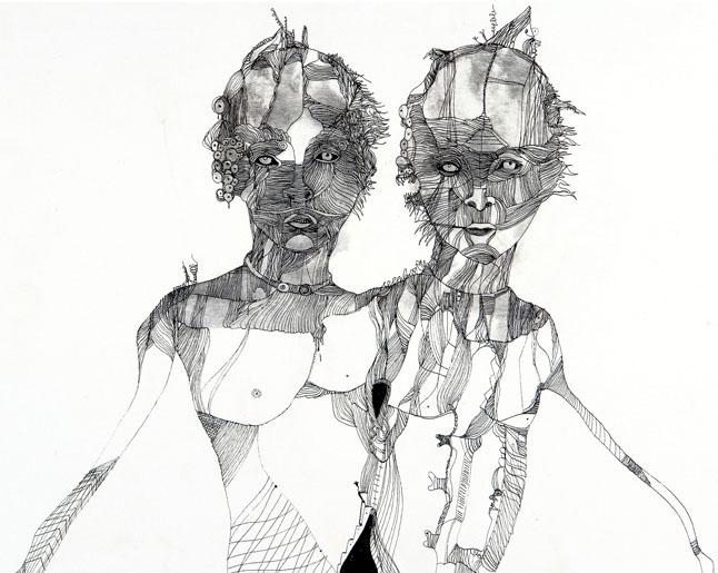 Michael Alan - The twins 2006, 9