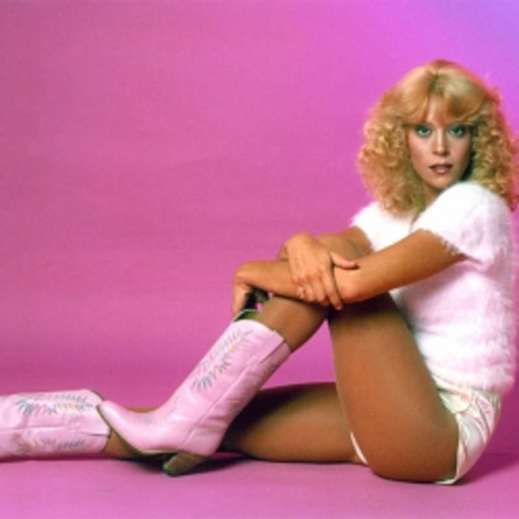 Judy Landers actress and Superlative Women