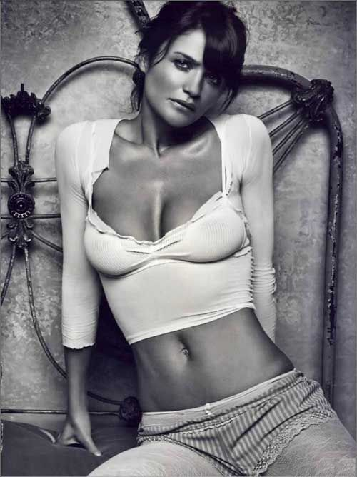 Superlative Women: Helena Christensen