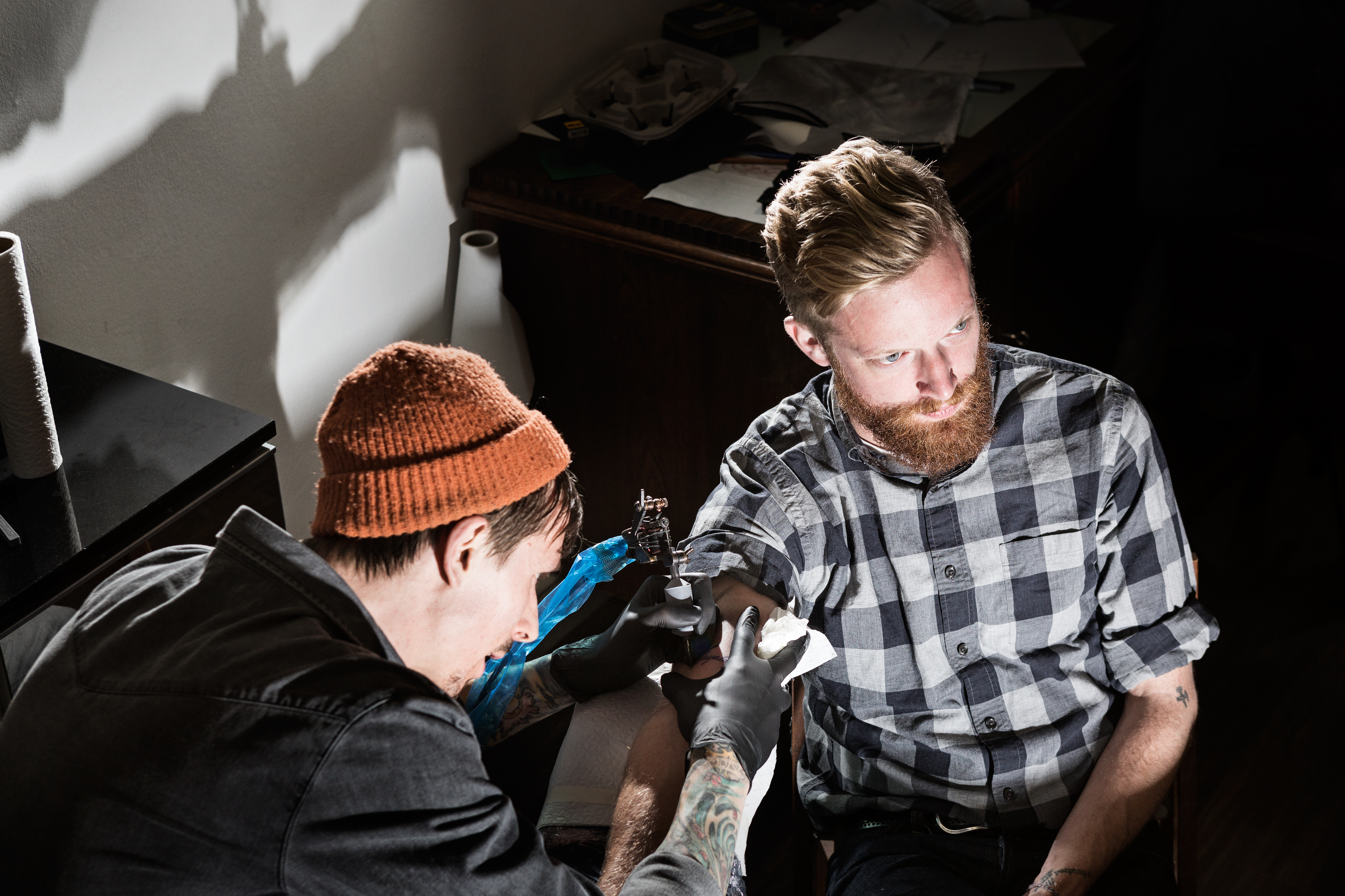 Photo Of The Day: Tattoo by Moritz Schmid