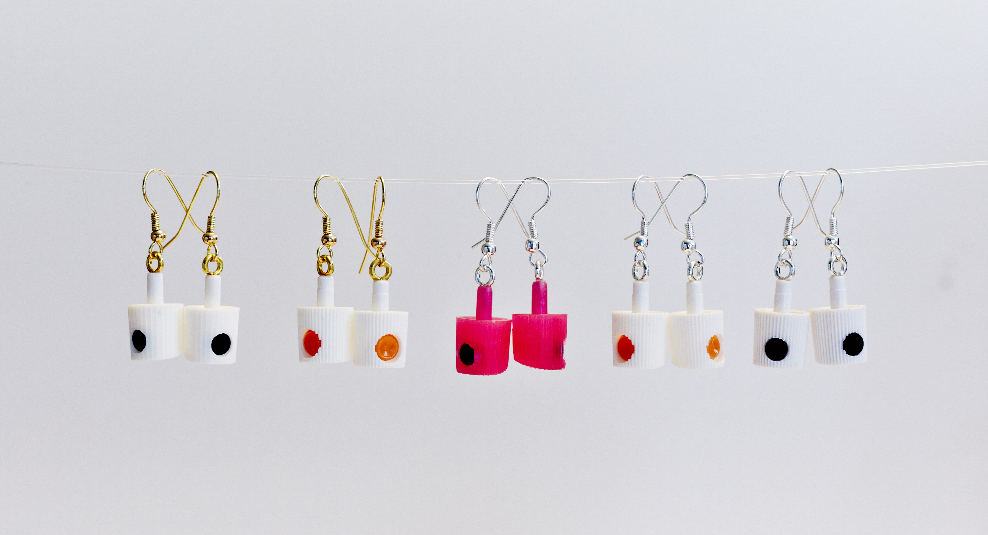 get your Bling-Cap Earrings at Favourite Things #1