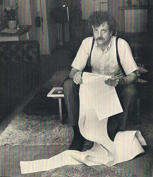 """""""True terror is to wake up one morning and discover that your high school class is running the country"""" Kurt Vonnegut"""