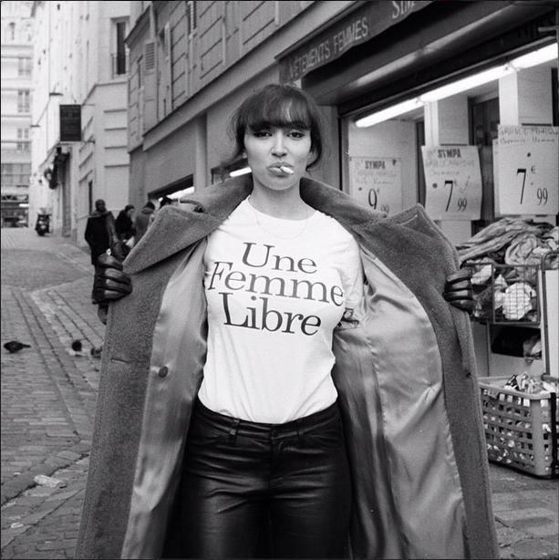 Laura Sfez of L'école des Femmes