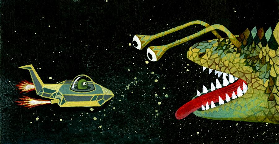 Elsa Klever - Illustration für ein Kinderbuch