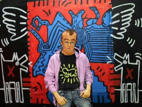 Marie-Lou Desmeules: Keith Haring