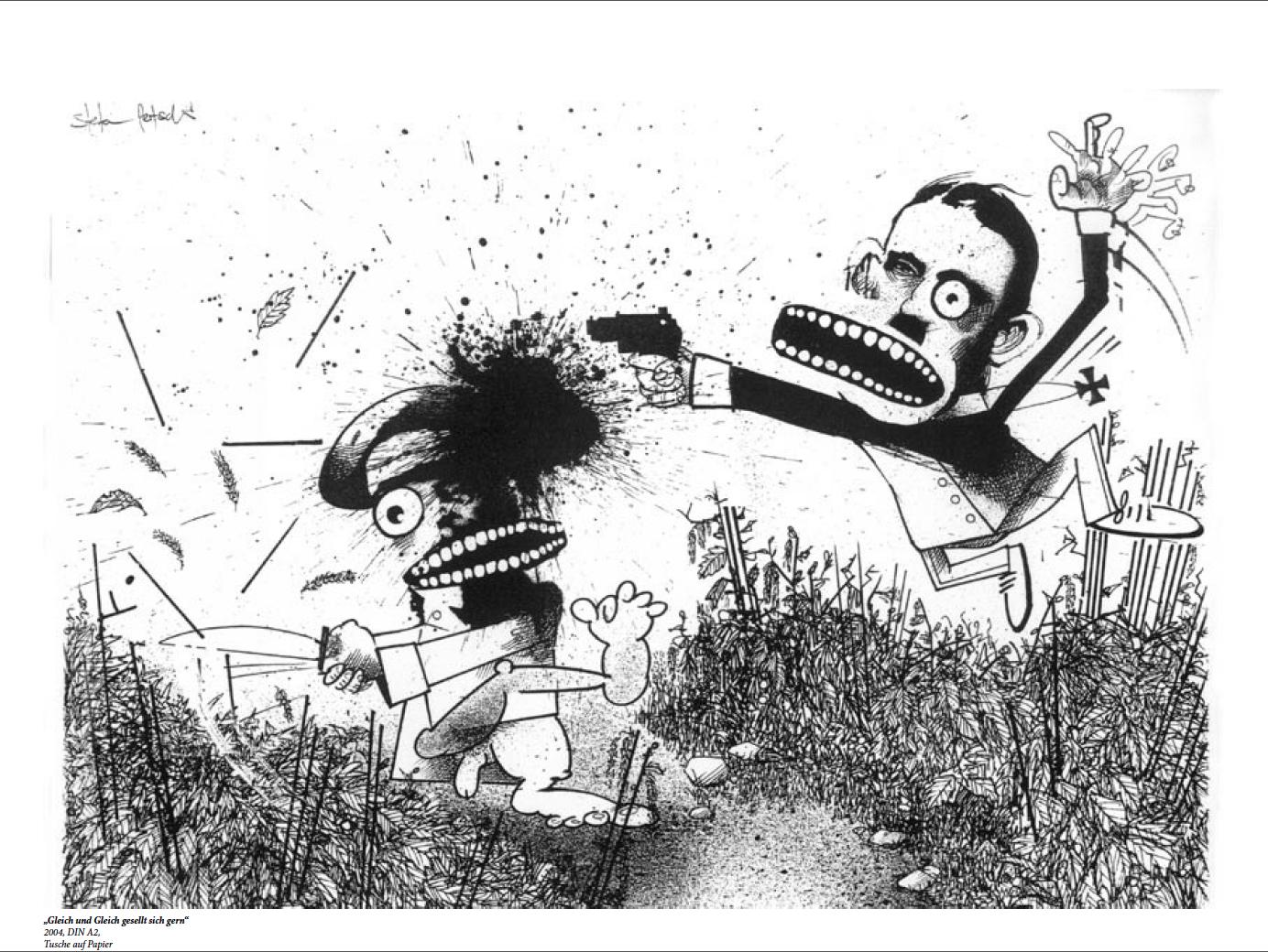 Stefan Pertschi Illustration_Auszüge 2003-2014 stefan.pertschi@gmail.com mail@stefanpertschi.de www.stefanpertschi.de +49 (0) 17641519709